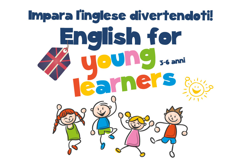 Learning English Kid - dai 3 ai 6 anni